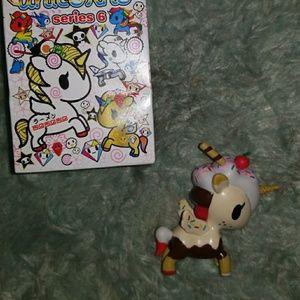 Tokidoki unicorno series 6 *SUNDAE*